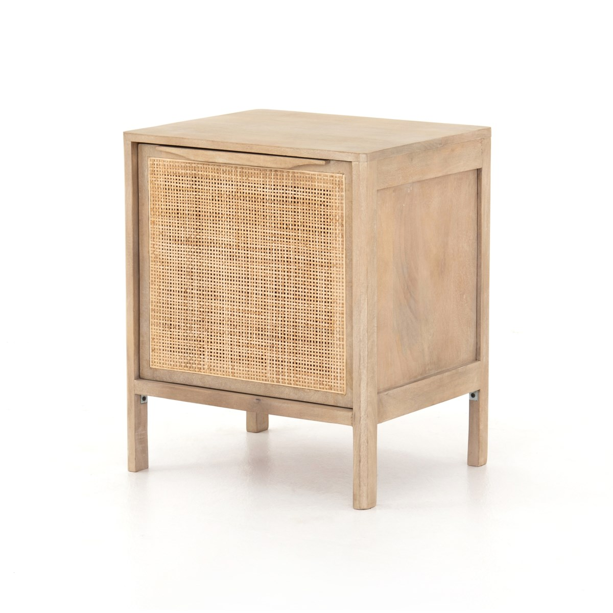 Sydney Right Nightstand, Natural