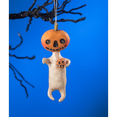 Little Pumpkinhead Ornament