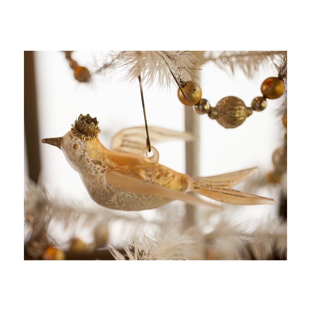 Peaceful Bird Ornament