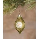 Jewel-Tide Onion Indent Ornament 8A