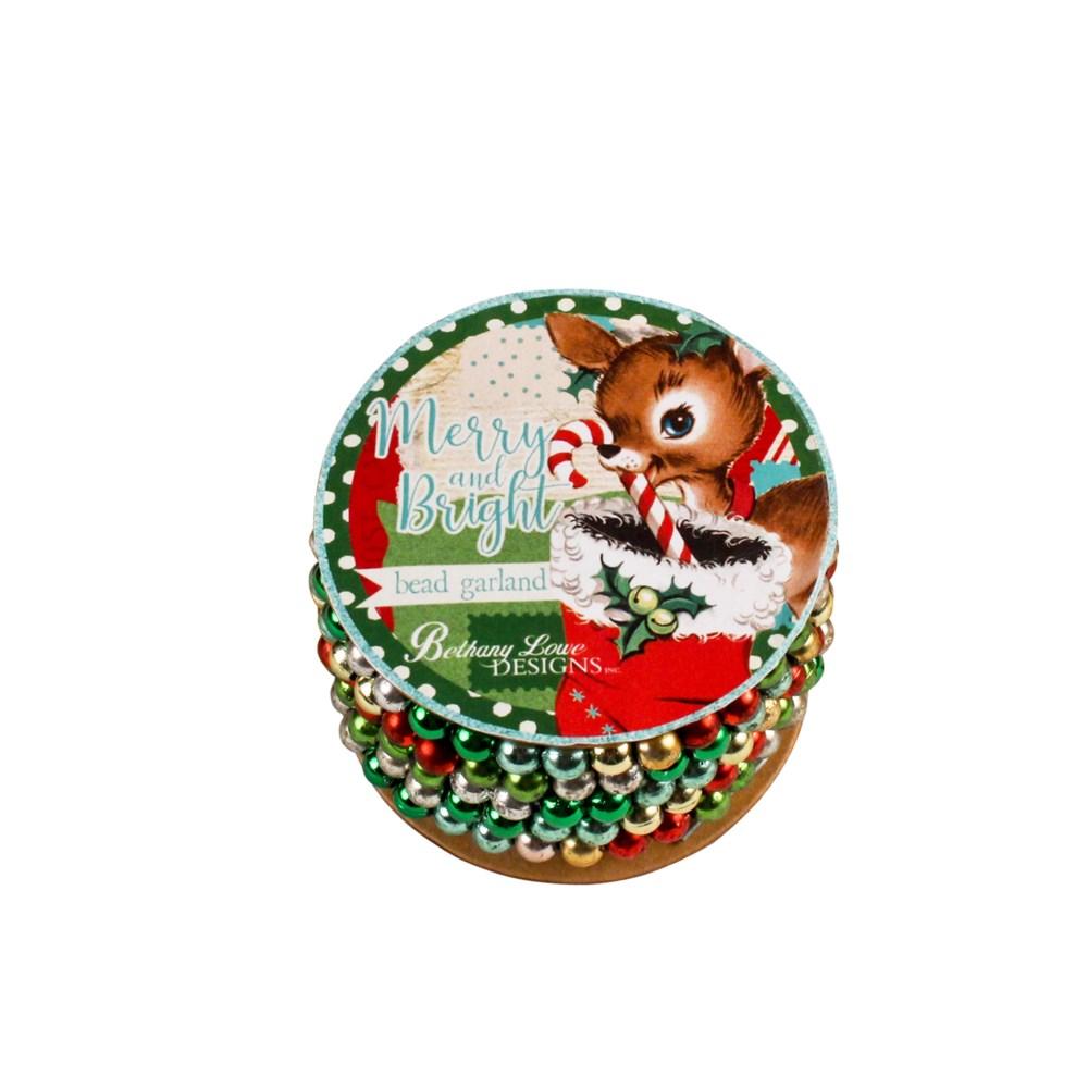 Merry & Bright Mini Bead Garland