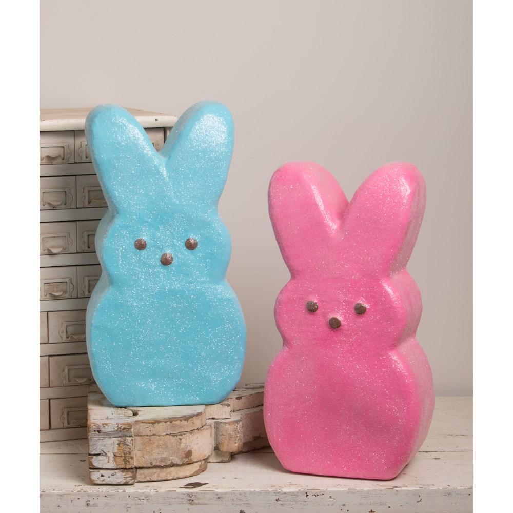 Peep Blue Bunny