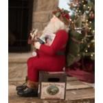 North Pole Freight Nast Santa