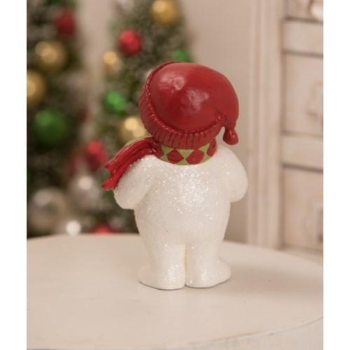 Christmas Caroling Snowman