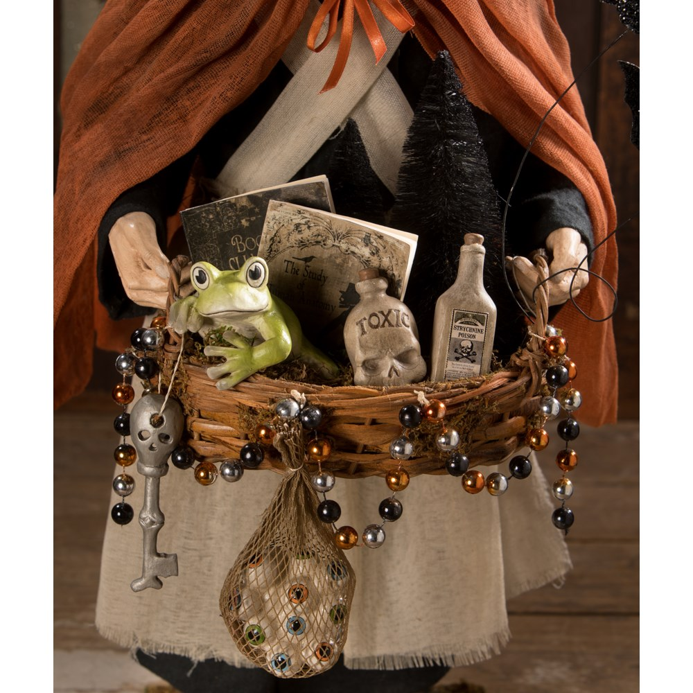 Brewhilda Peddler Witch