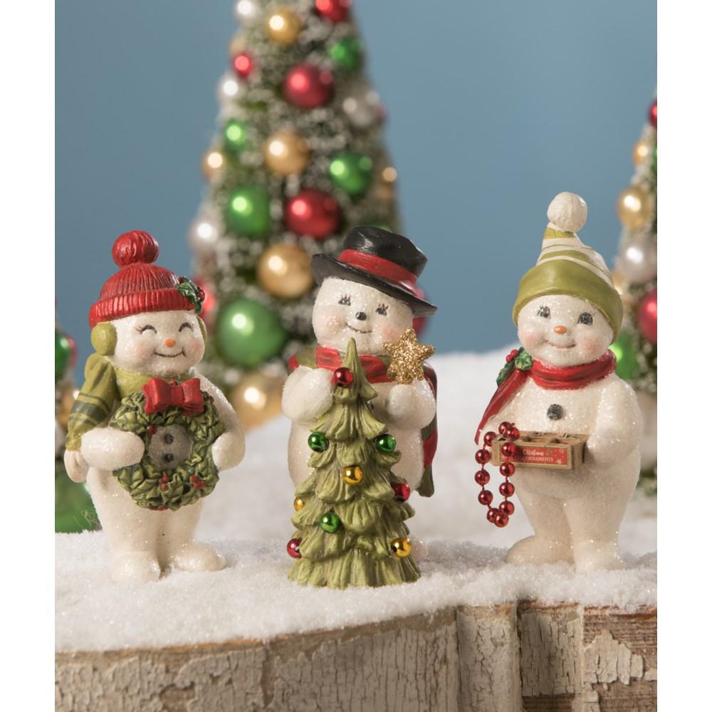 Christmas Cheer Snowman