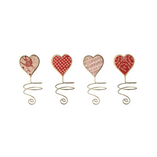 Valentine Napkin Holder 4A