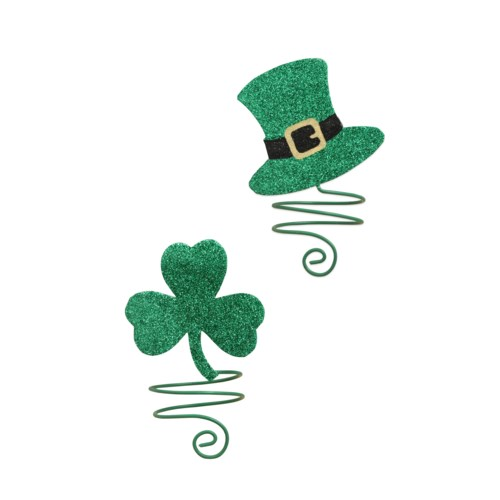 Shamrock Napkin Ring 2/A