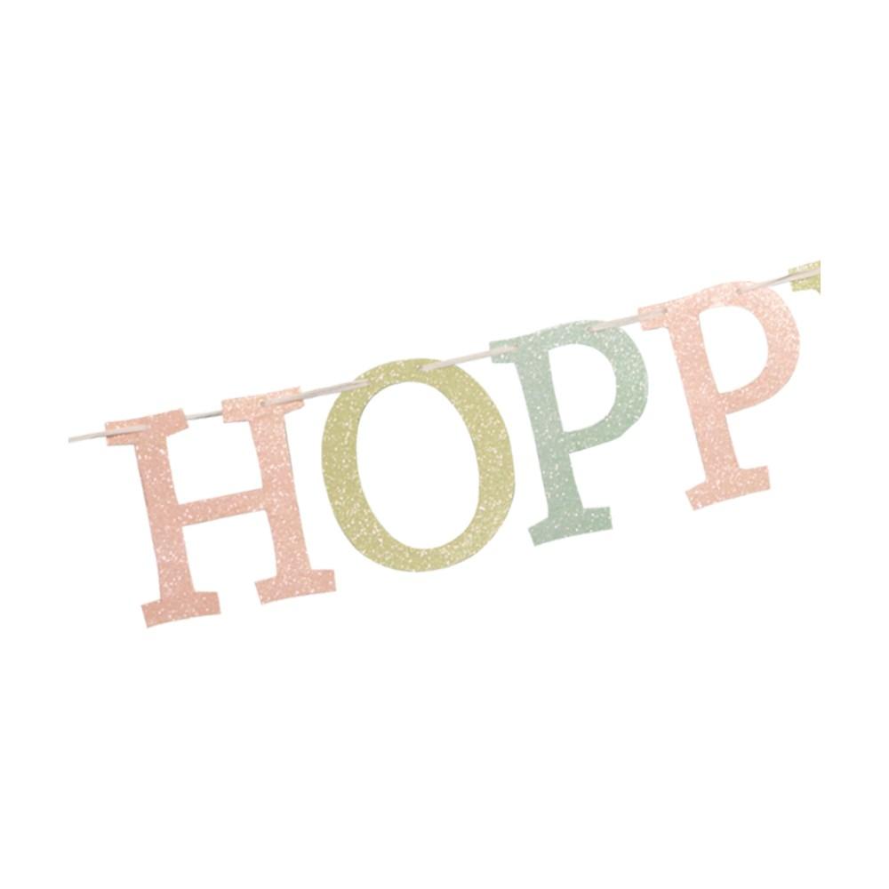 Hoppy Easter Garland