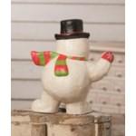 Snowball Fight Snowman