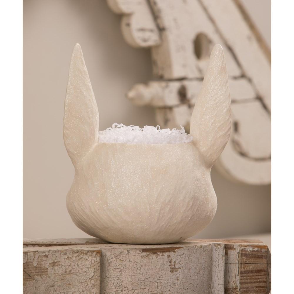 Sweet Bunny Head Bucket Large