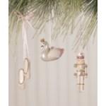 Ballerina Slippers Ornament