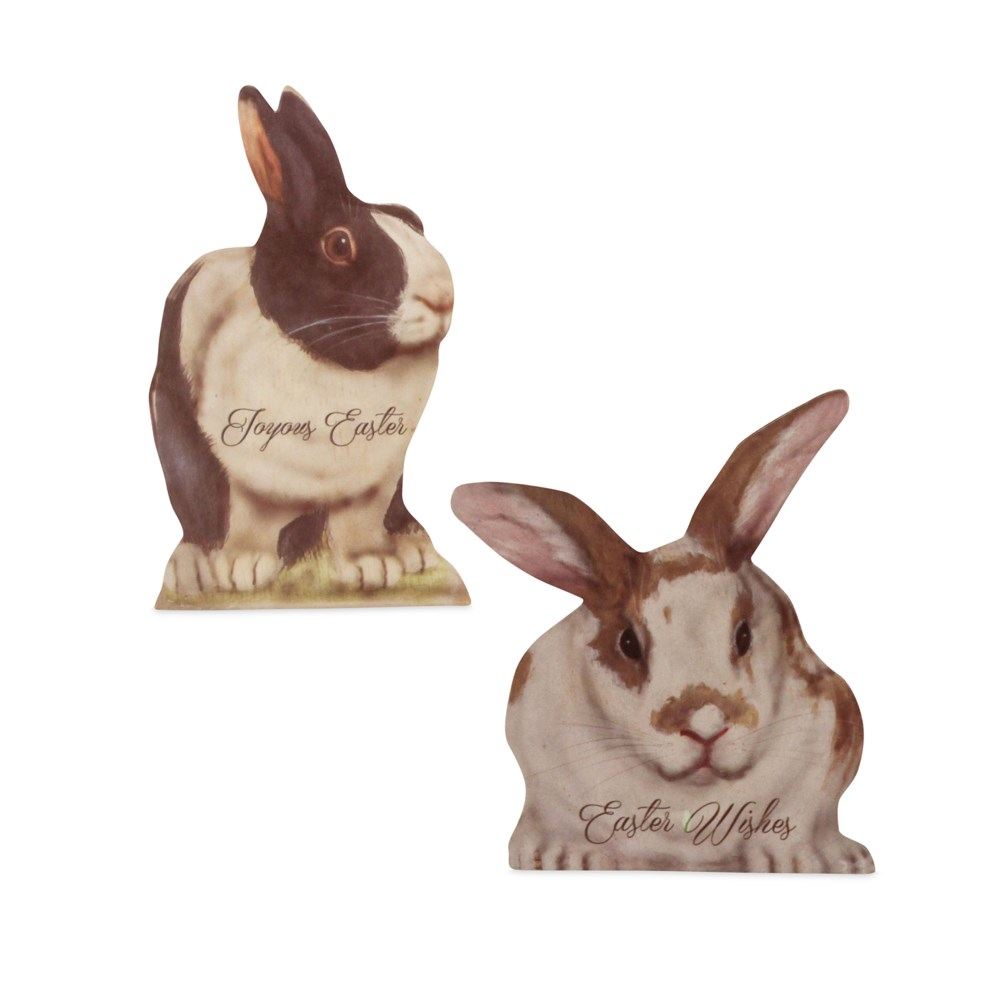Mini Easter Bunny Dummy Board 2A