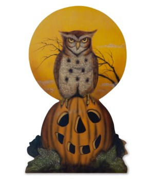 OWL ON JOL DUMMY BOARD