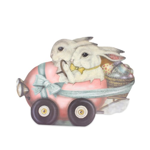 Rabbit Roadster Dummy Board