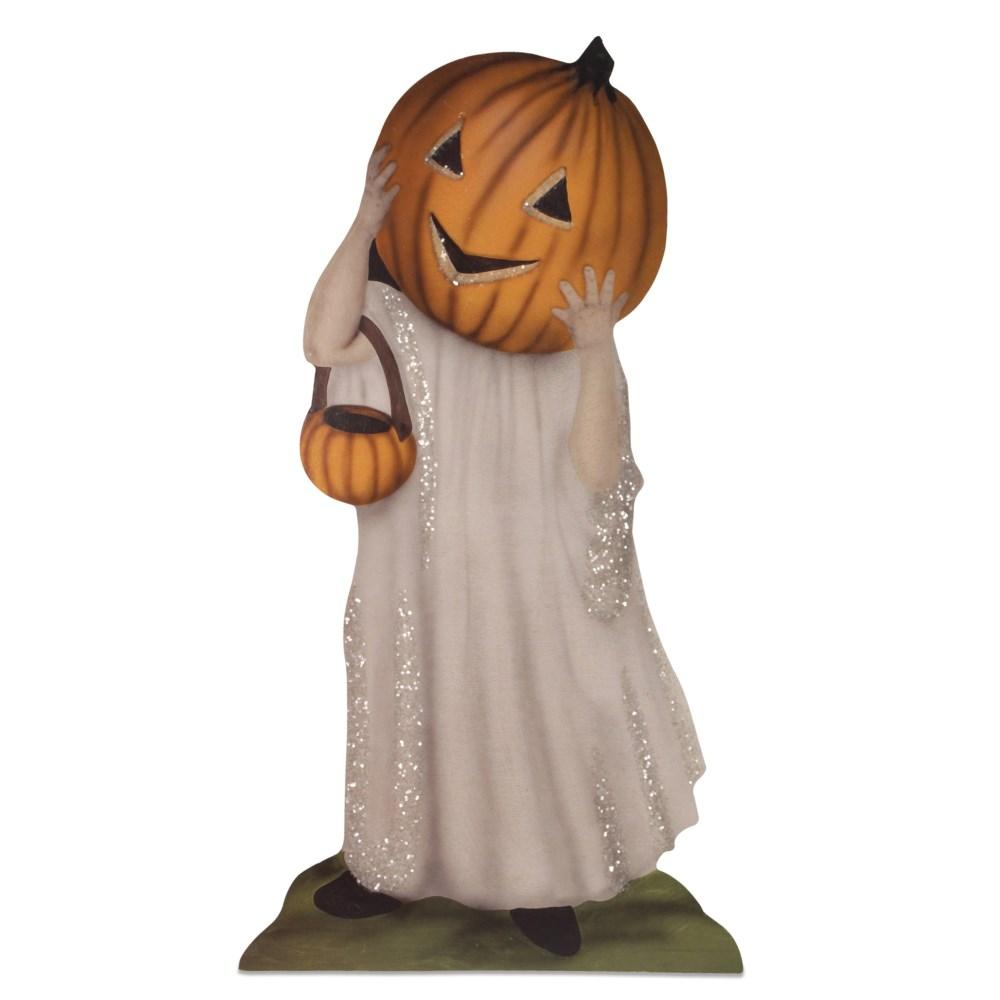 Pumpkin Tricks Dummy Board