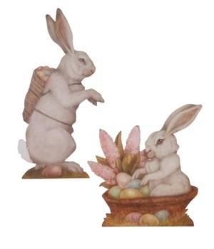 Spring Bunny Dummy Board 2/A