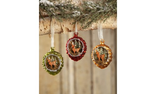 Ornaments & Tree Toppers