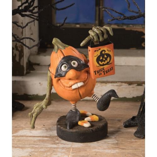 Silly Pumpkin Trickster