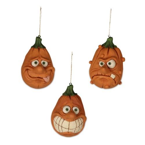 Silly Halloween Pumpkin 3/A