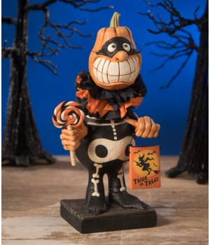 Trick Or Treat Pumpkinhead