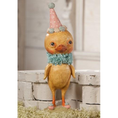 Big Chickie With Pom Hat