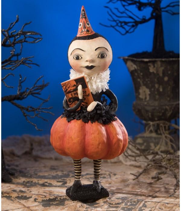 Party Pumpkin Girl