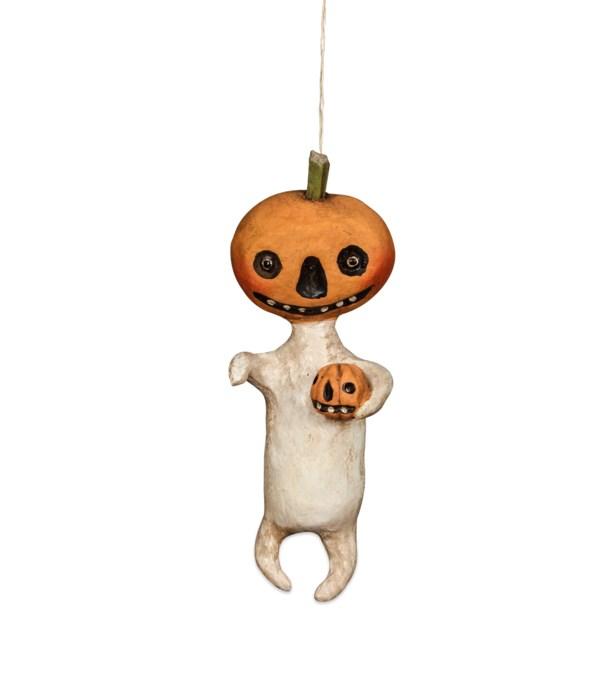 Little Pumpkinhead Ornament