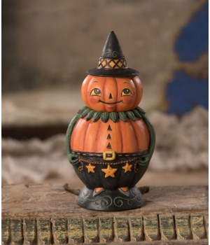 Pumpkin Pete Spooks Jar