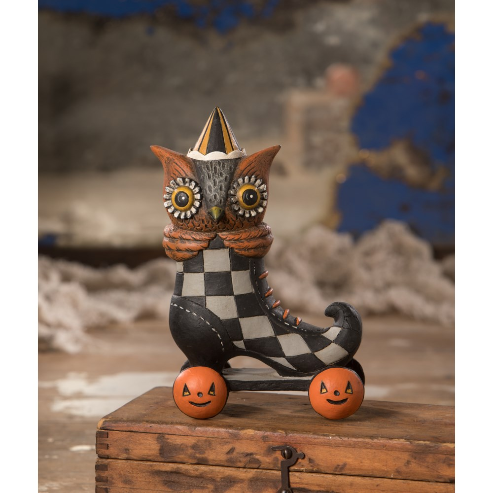 Roller Spook Hoot