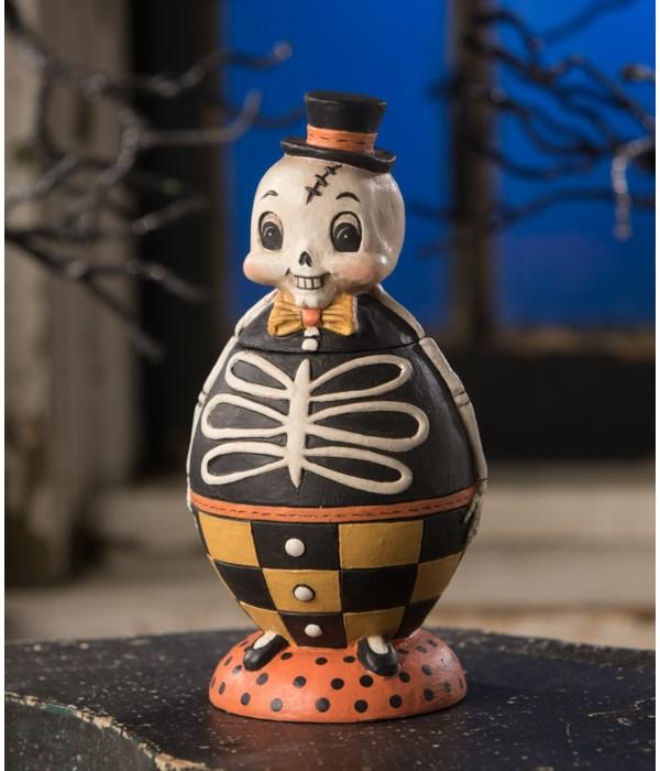Silly Bones Spooks Jar