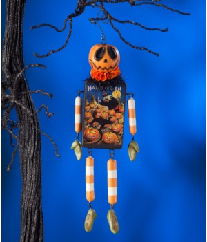 Pumpkin Dangle Ornament