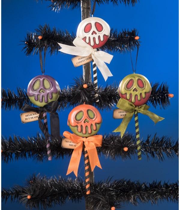 Poison Treats Ornament 4A