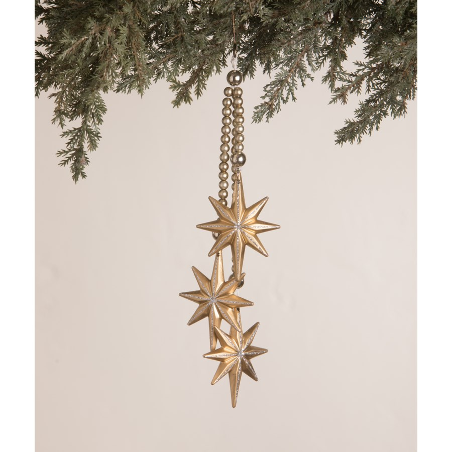 Star Dangle Ornament