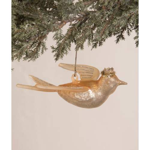 Peaceful Bird Ornament