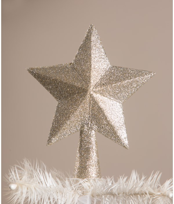 Peaceful Star Tree Topper