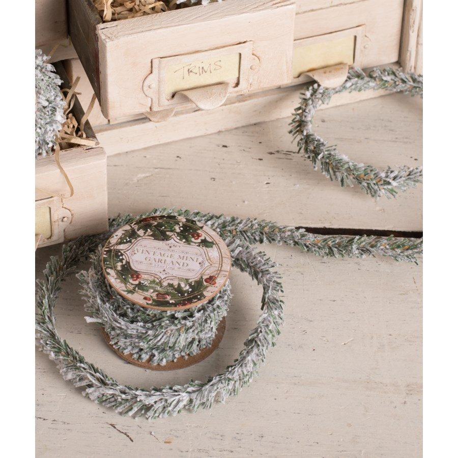 Mini Greenery Garland