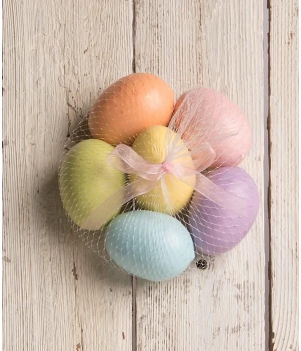 Pastel Rainbow Eggs Large S6