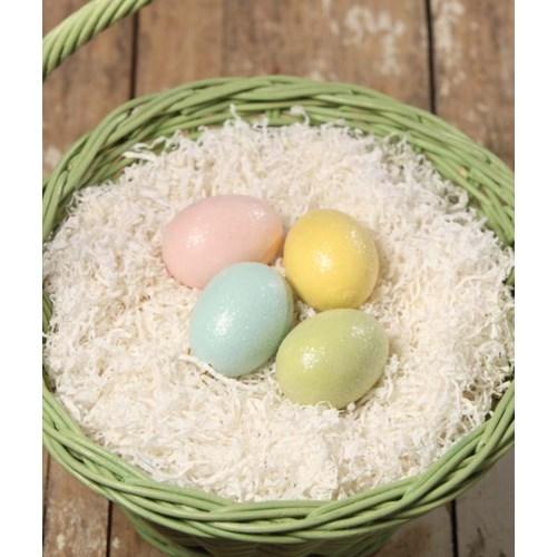 Pastel Egg Ornament Medium 4A