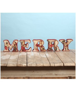 Traditional Corrugated Merry S/5