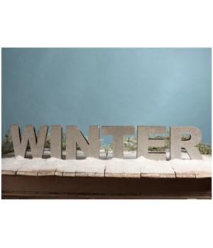 Platinum Corrugated Winter S/6
