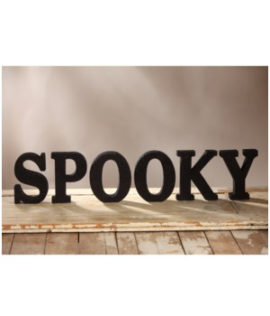 Spooky Letters S6