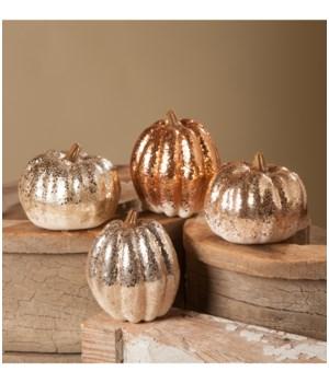 Elegant Glitter Pumpkin 4/A