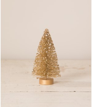 Old Gold Mini Bristle Tree