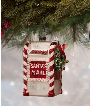 Christmas Mail Ornament