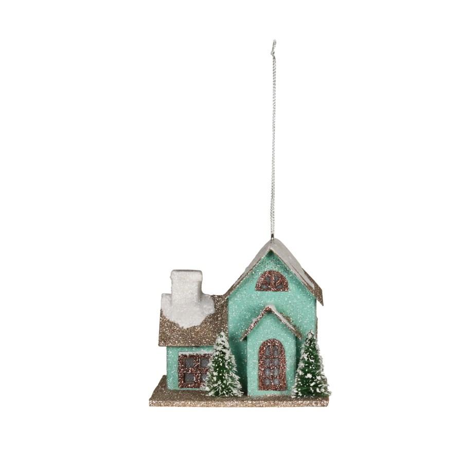 Flea Market House Ornament