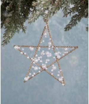 Peaceful Star Ornament