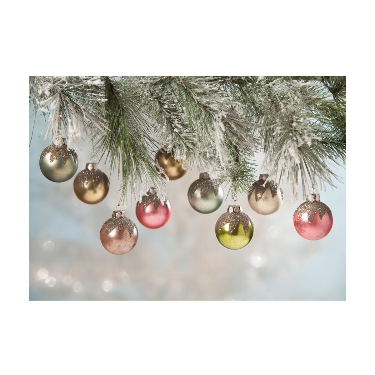 Flea Market Ball Ornament S9