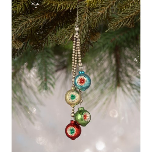 Merry & Bright Dangle Ornament