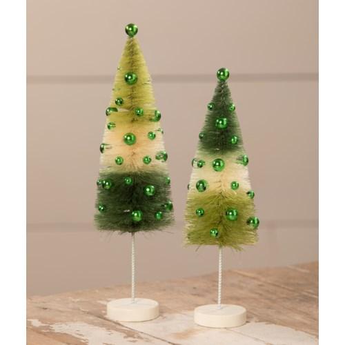Green Tricolor Tree S2
